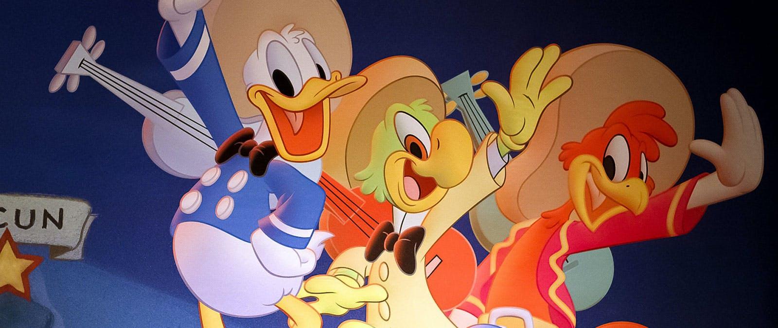Bortglömda mästerverk på Disney Plus