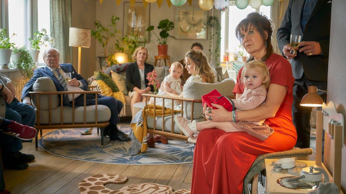 Bröllop, begravning och dop. Foto: C More/TV4