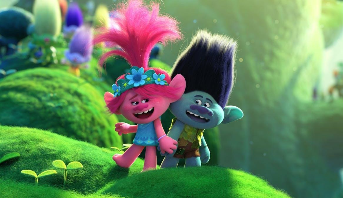 Poppy och Kvist sjunger