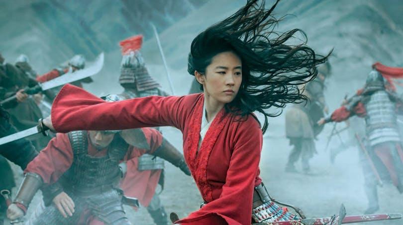 Nya Mulan är en film för hela familjen