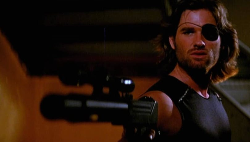 Escape from New York.