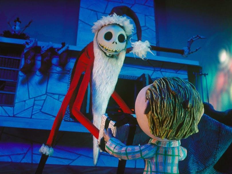 Nightmare before Christmas.