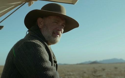 Trailer: Tom Hanks på lång färd i westerndrama
