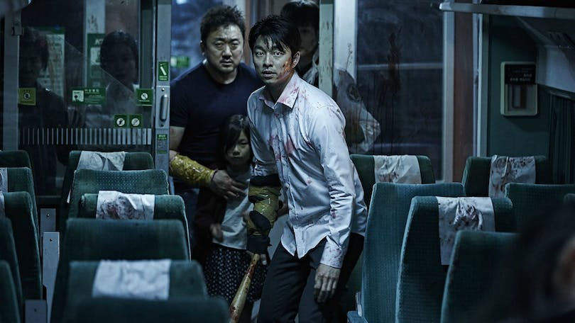 Train to Busan.