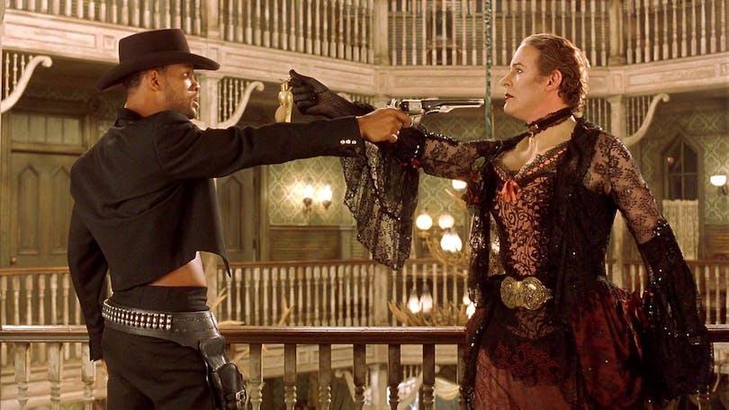 Will Smith och Kevin Kline i Wild Wild West, en film jag faktiskt INTE avskyr. Foto: Warner Bros.
