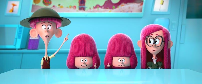 Animerad familjefilm på Netflix: Syskonen Willoughby