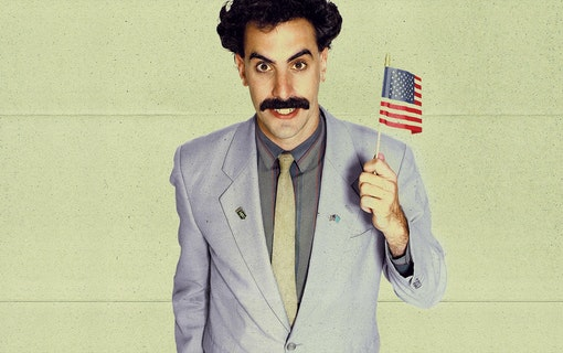 Trailer: Borat 2 –Borat är tillbaka!