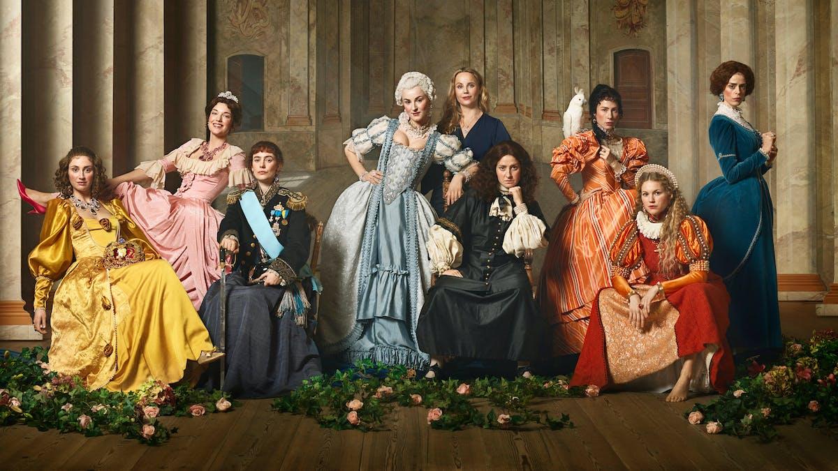 Drottningarna tv3