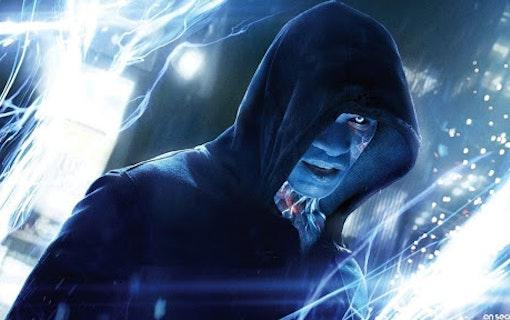 Jamie Foxx som Electro