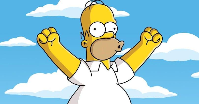 Homer Simpson i The Simpsons