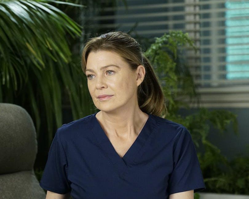 Meredith i Grey's Anatomy