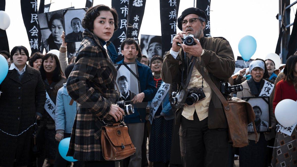 Trailer: Johnny Depp som berömd fotograf i Minamata