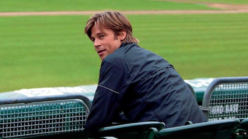 Brad Pitt i Moneyball