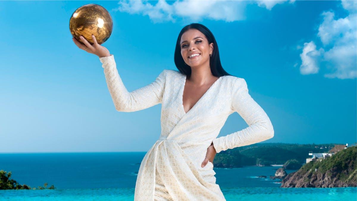 Nicole Falciani – programledare för Paradise Hotel säsong 14