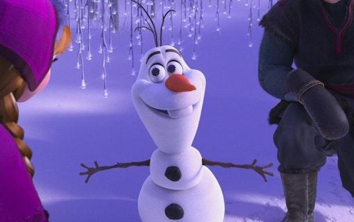 Kortfilm om snögubben Olaf på Disney+