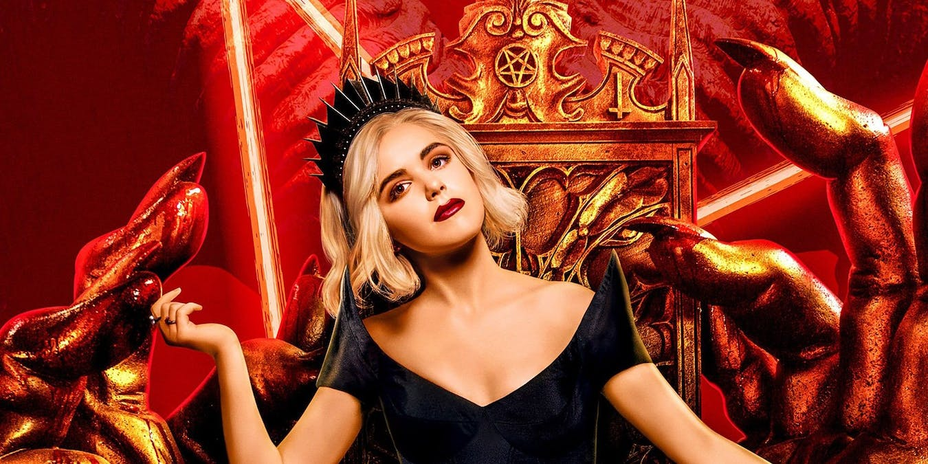 Chilling Adventures of Sabrina säsong 4 landar i december