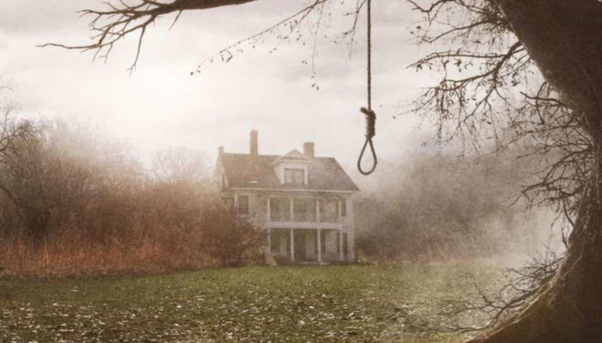 Huset i The Conjuring. Bild: Warner Bros. Pictures.