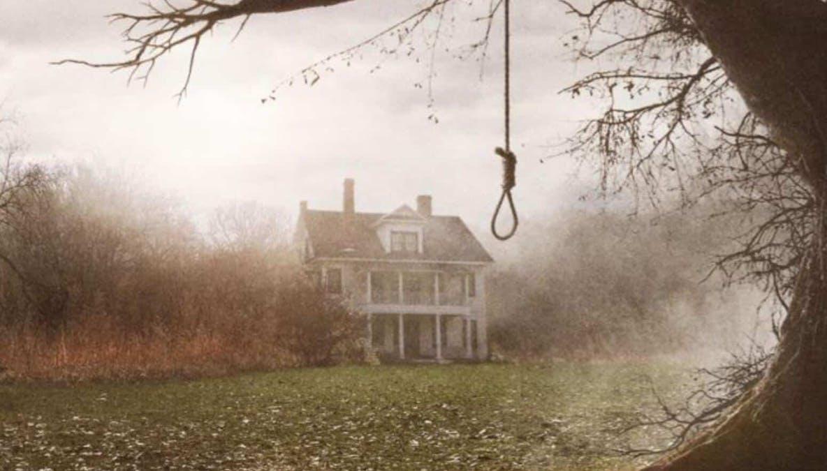 Huset i The Conjuring. Bild: Warner Bros. Pictures.