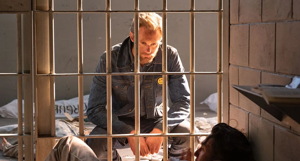 Pampig trailer till The Stand med Alexander Skarsgård