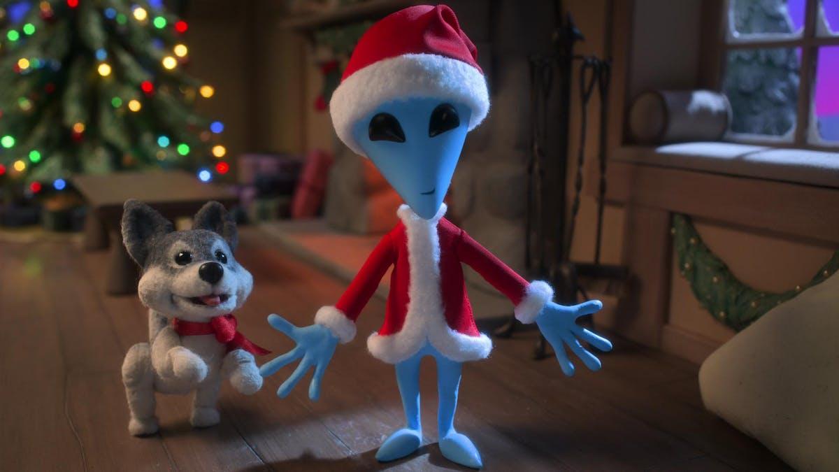 Julfilmer på Netflix 2020