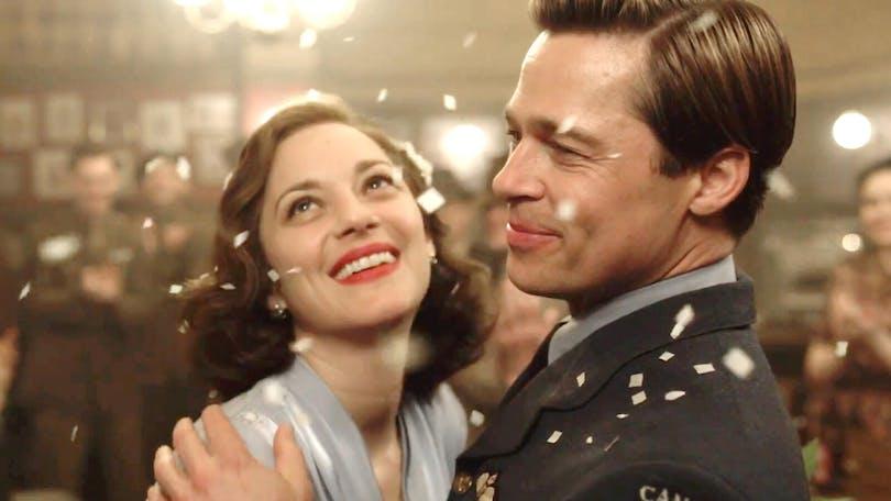 Allied är en av nya filmer på HBO