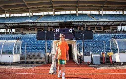 Jag är Zlatan. Foto: Carolina Romare