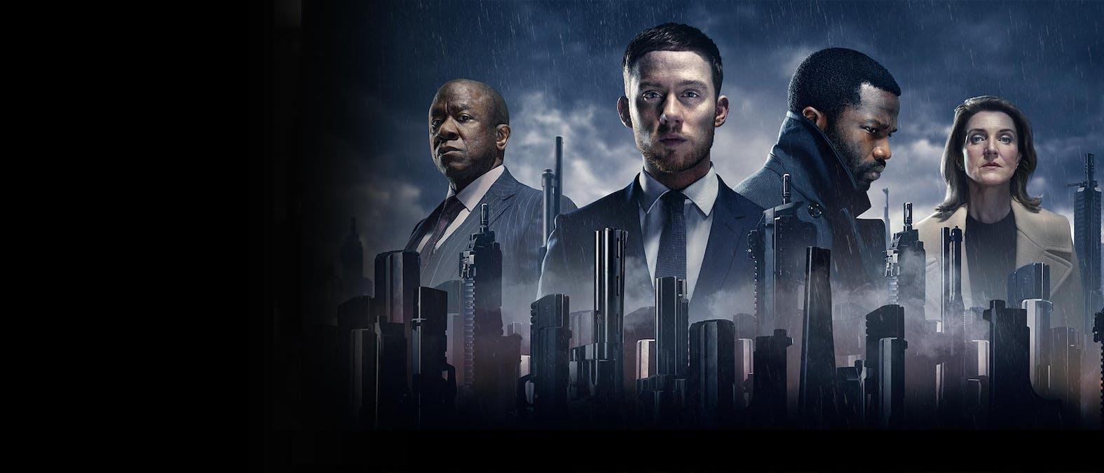 Gangs of London säsong 2 –Detta vet vi