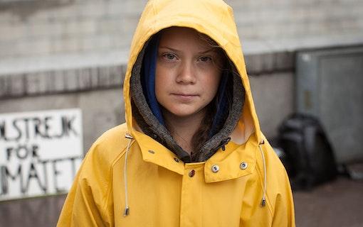 Greta Thunberg. Foto: TriArt