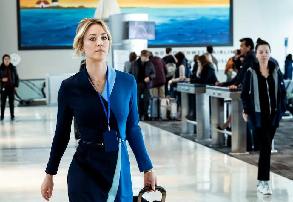 The Flight Attendant (säsong 1, avsnitt 1-4)
