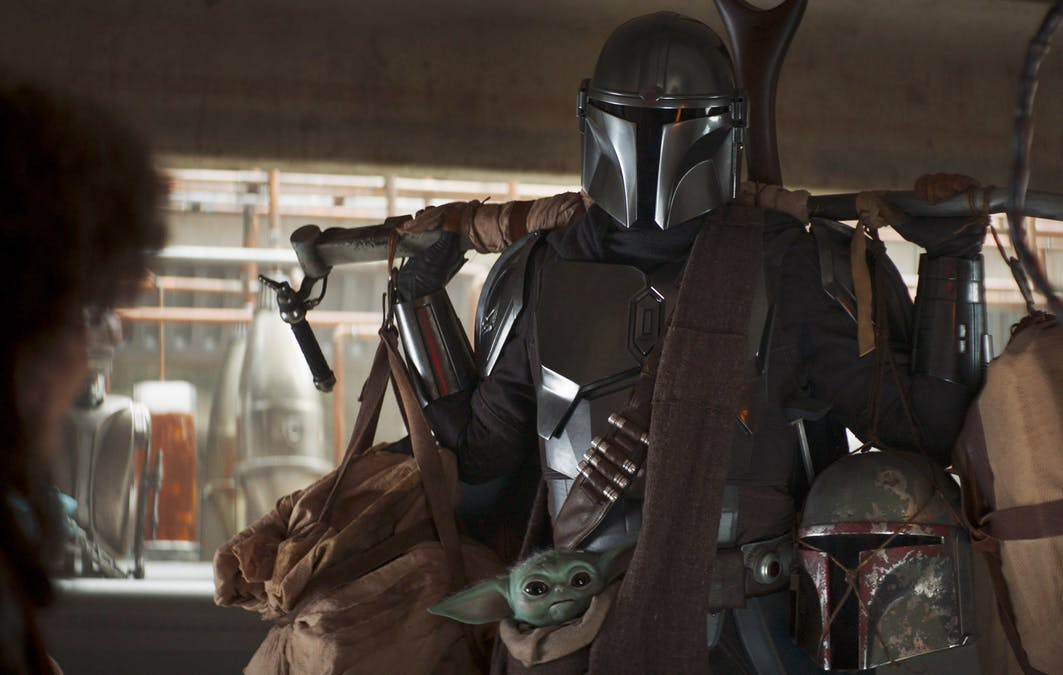 The Mandalorian avsnitt 10. Foto: Disney Plus