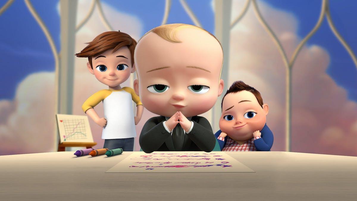 Boss Baby säsong 5 –Detta vet vi