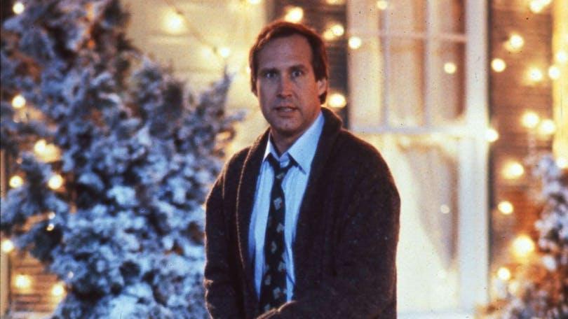 Ett päron till farsa firar jul