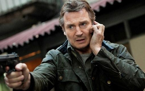Liam Neeson gör Nakna Pistolen?