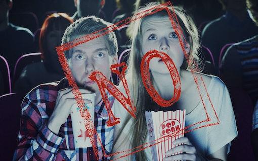 Filmstaden stänger sina biografer