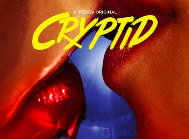 Cryptid en ny serie på Viaplay