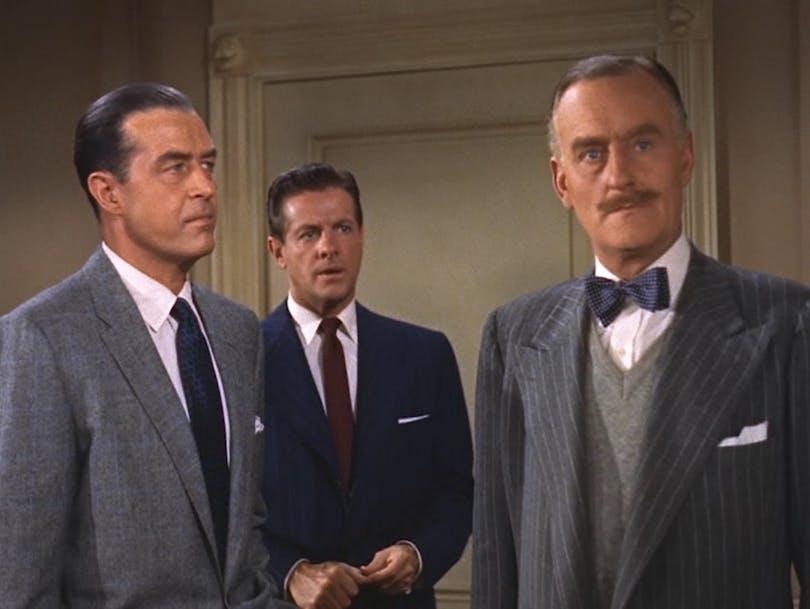 Jag hittade Nollan till polisen genom lite idogt sökande. Hitchcock bjuder på förstklassigt kammarspel. Foto: Warner Bros.