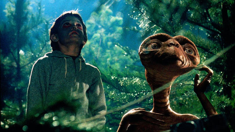 E.T. är en av de bästa barnfilmerna som finns.