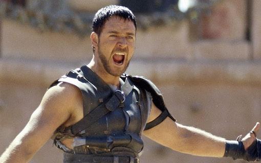 Gladiator är filmen svenska biobesökare vill se om