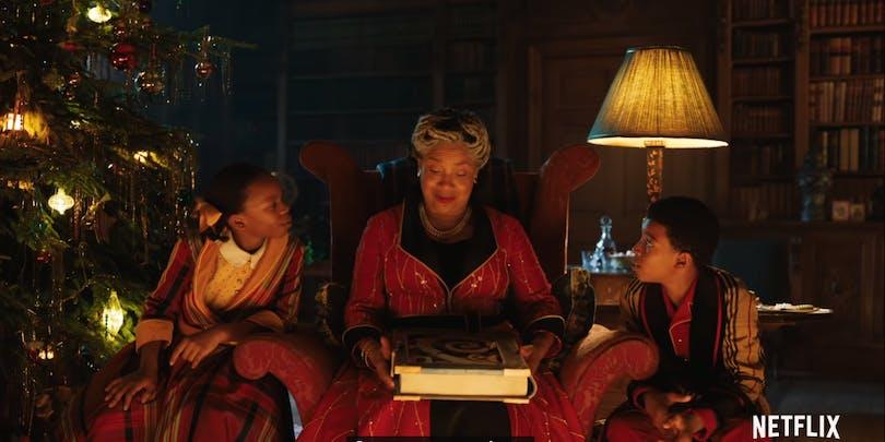 Jingle Jangle: En magisk jul (2020). Foto: Netflix