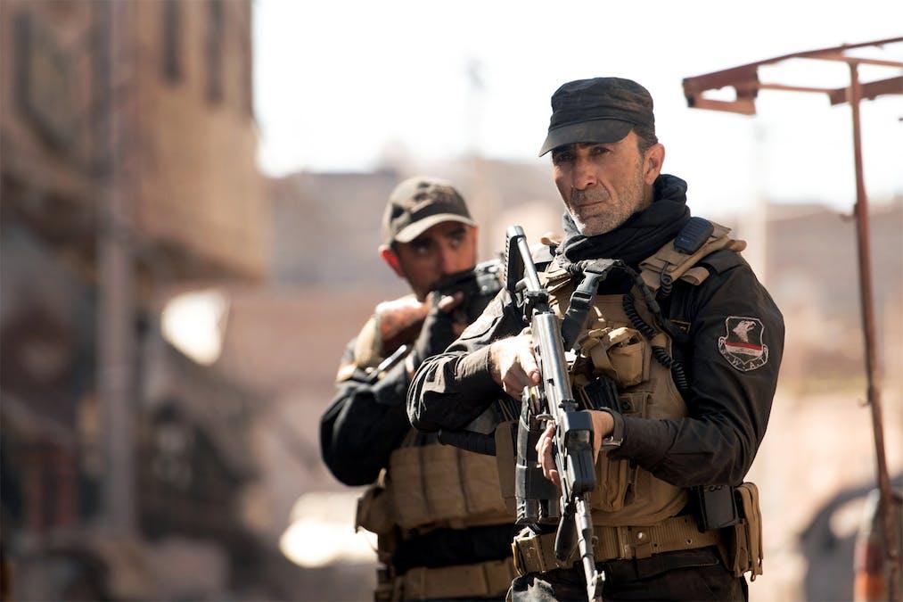 Mosul. Foto: Netflix