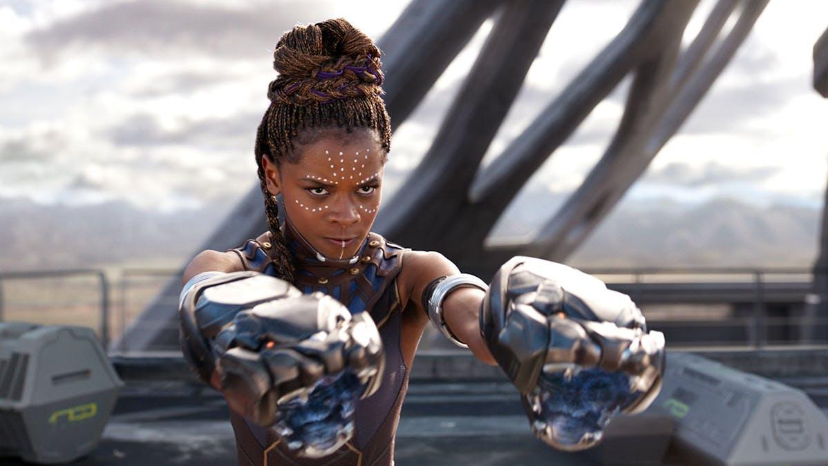 Black Panther blir serie på Disney+