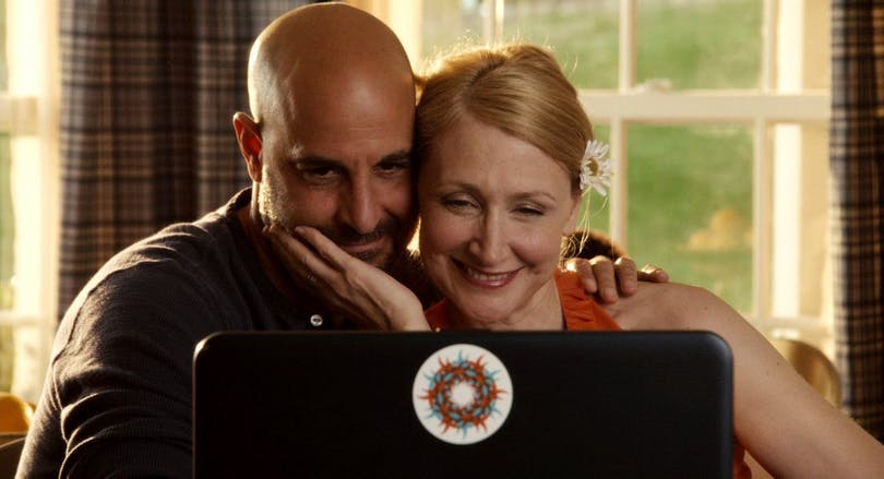 Stanley Tucci i Easy A