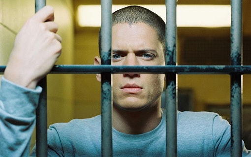 Wentworth Miller hoppar av Prison Break
