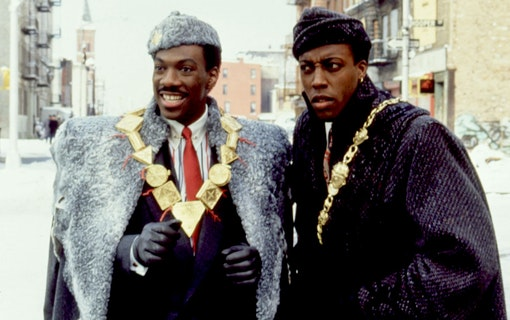 Coming to America.