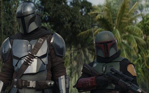 The Mandalorian avsnitt 15. Foto: Disney Plus/Lucas Film Ltd.