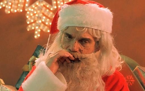 Bild från filmen Bad Santa. Foto: Columbia Pictures