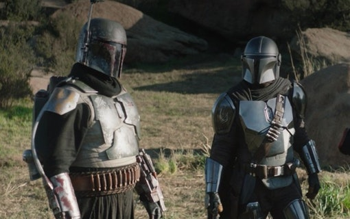 The Mandalorian avsnitt 14. Foto: Disney Plus/Lucas Film Ltd.