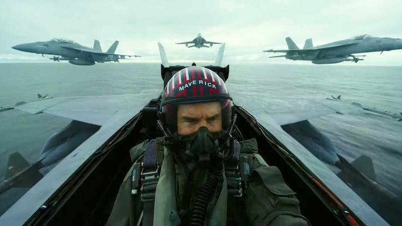 Top Gun: Maverick.