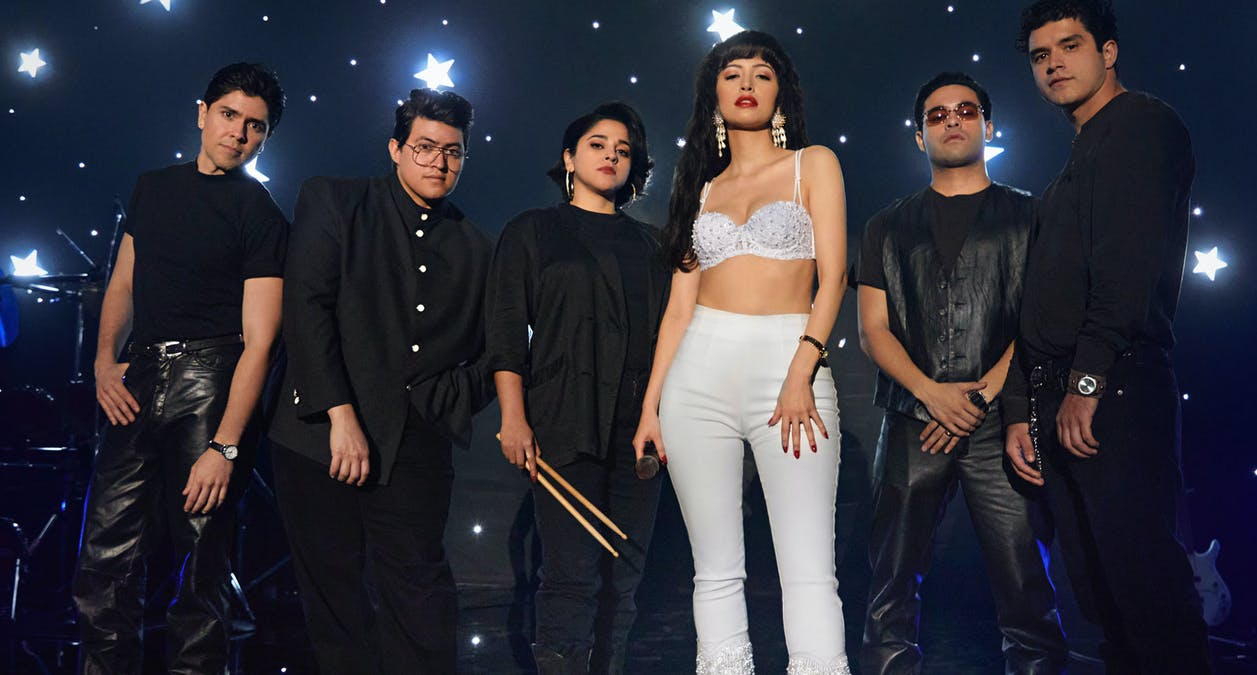 Selena: The Series. Foto: Netflix