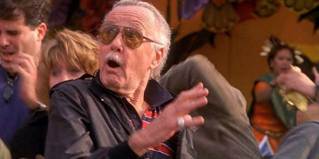 BILDSPECIAL: Alla Stan Lees MCU-cameos